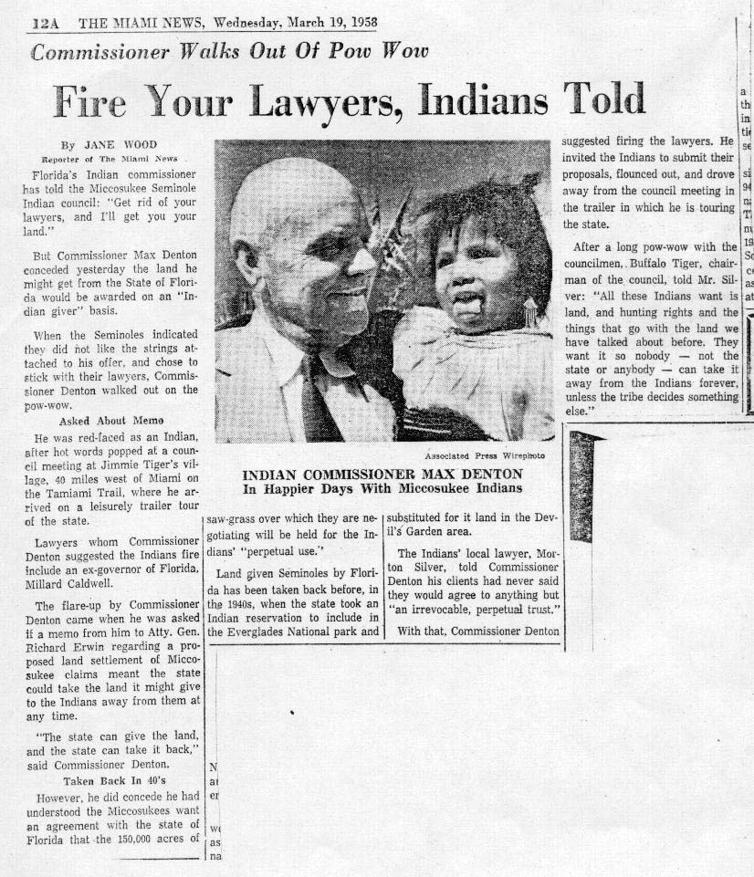 Fire Your Lawyers Indians Told Web 2